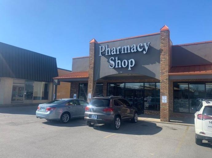 The Pharmacy Shop