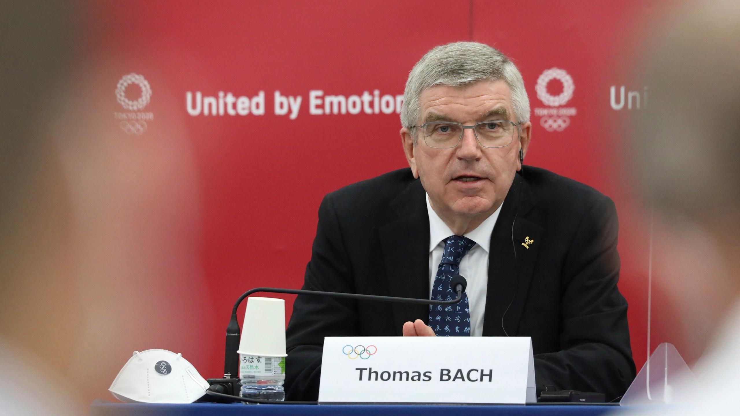 Thomas Bach