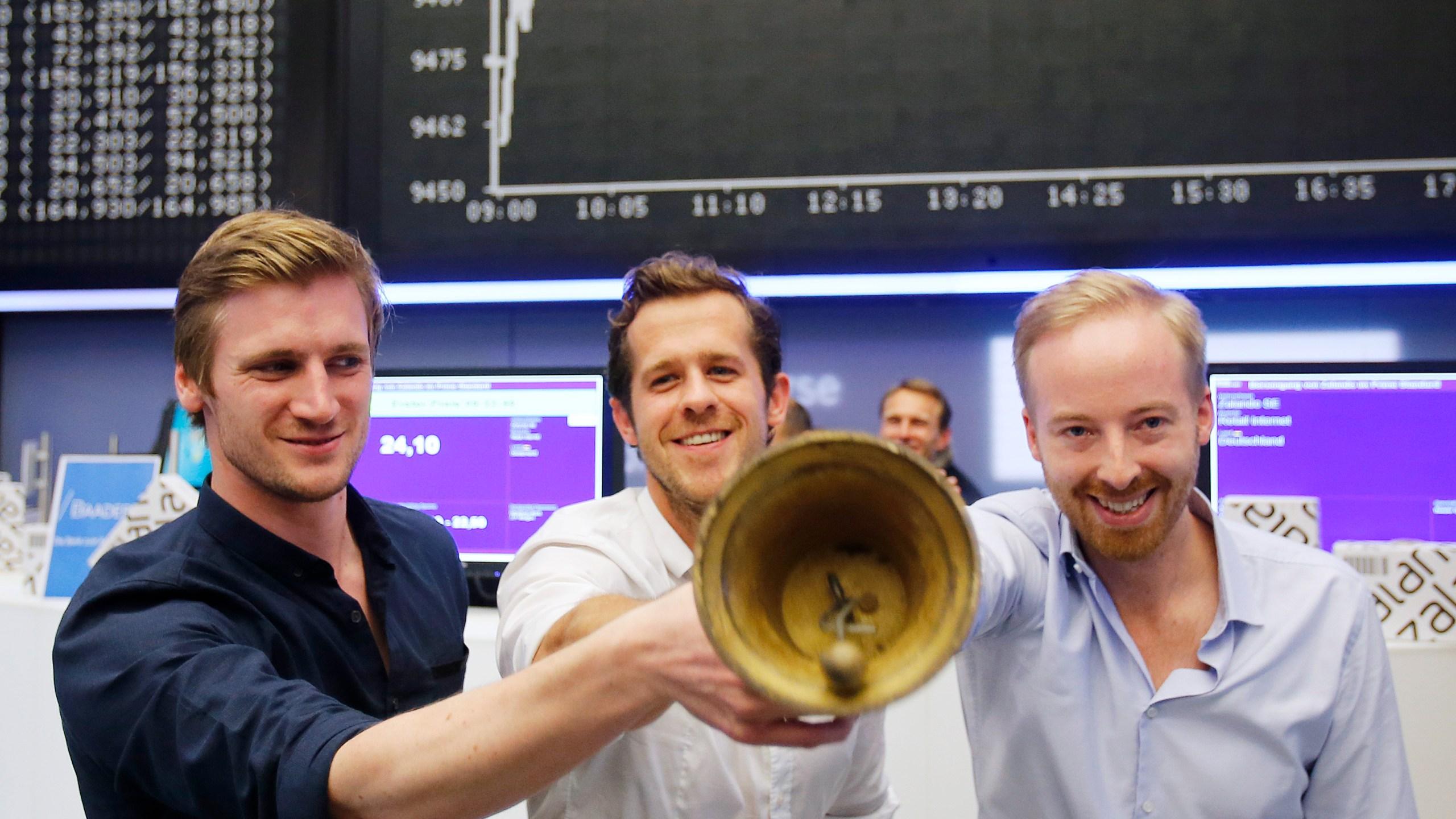 David Schneider, Robert Gentz, Rubin Ritter