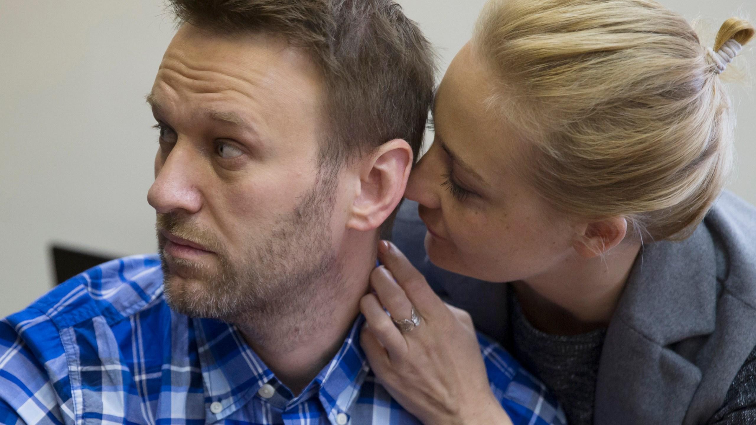 Alexei Navalny, Yulia Navalny