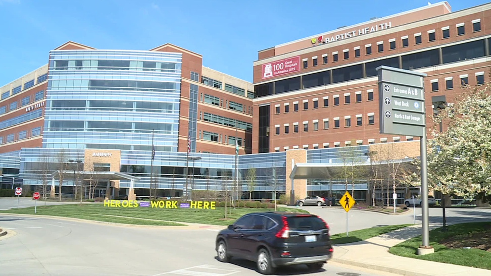 COVID-19 cases are declining statewide and some hospitals are now reviewing their visitation policies.