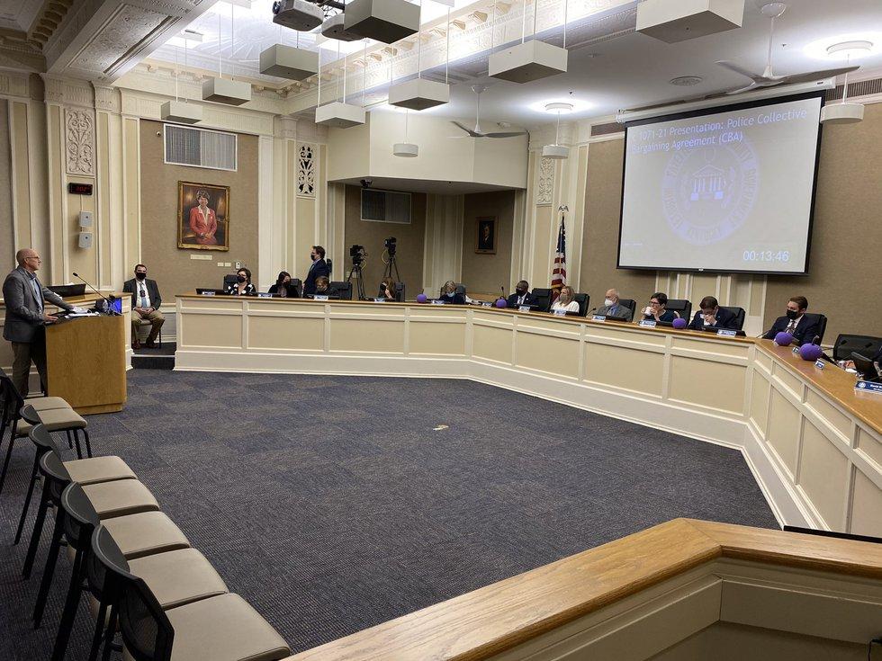 Lexington Fayette Urban County Council