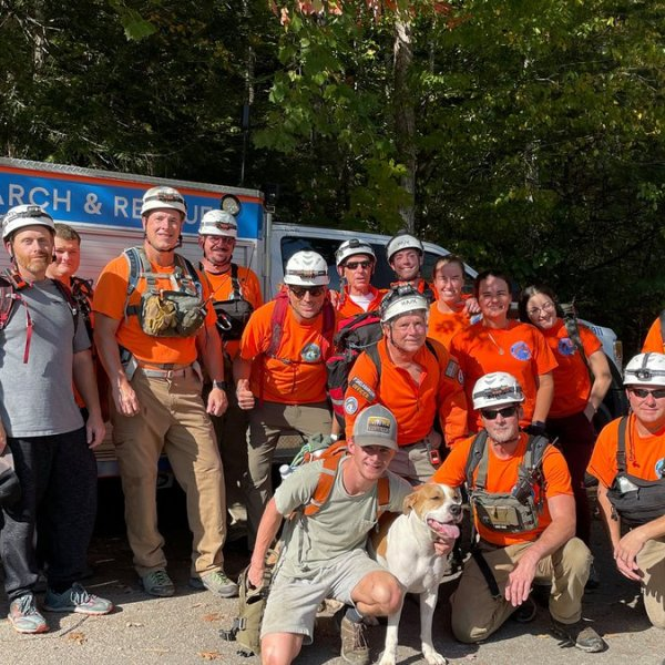 Wolfe County Search and Rescue Team