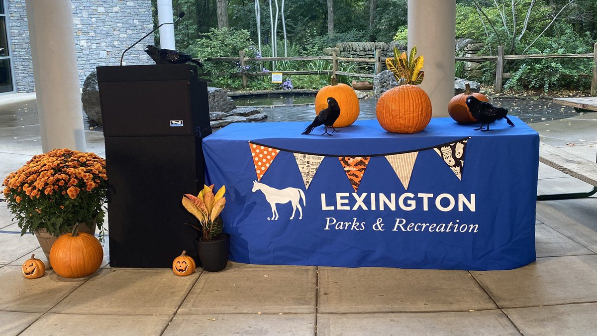 After most of last year's Halloween events in the city were canceled because of the pandemic, it's nice to finally see some sense of normalcy back in Lexington.