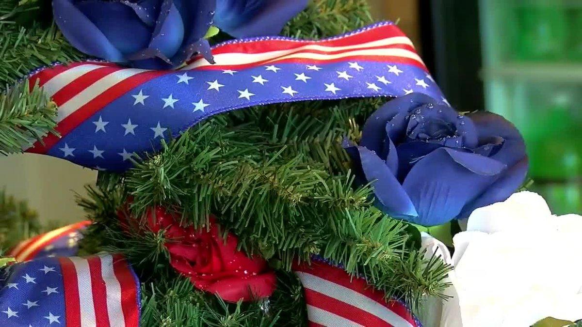 Wreaths across America Program